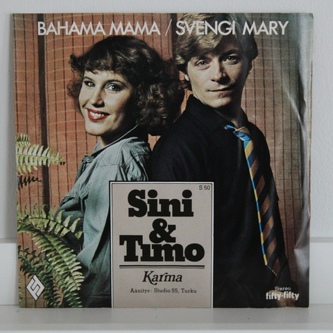 Sini & Timo: Bahama Mama / Svengi Mary