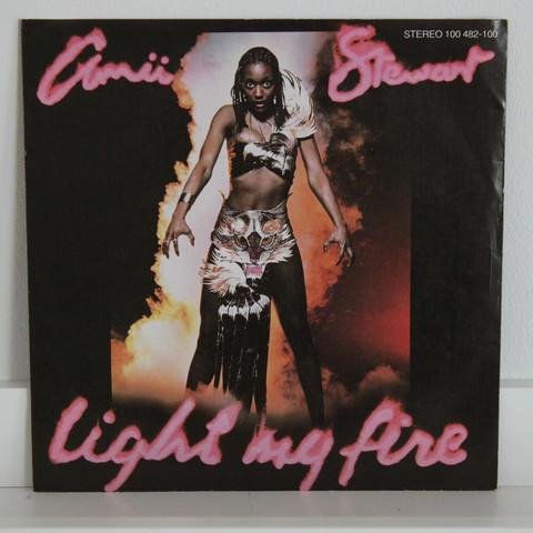 Stewart Amii: Light My Fire