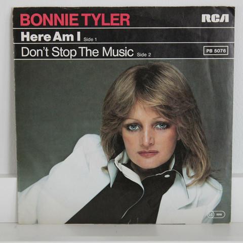 Tyler Bonnie: Here Am I