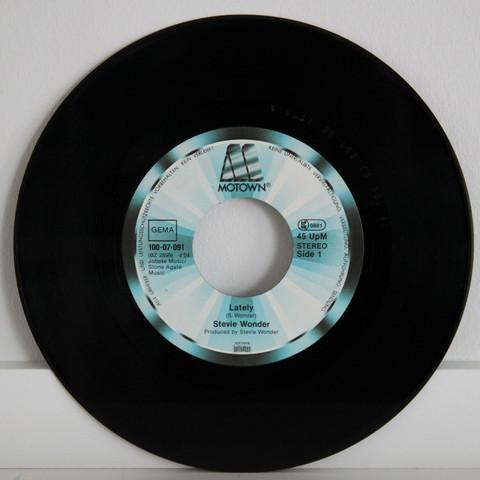 Wonder Stevie: Lately