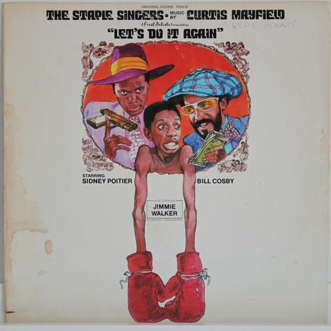 Staple Singers: Let's Do It Again - Original Sound Track