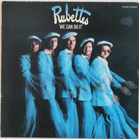 Rubettes: We Can Do It