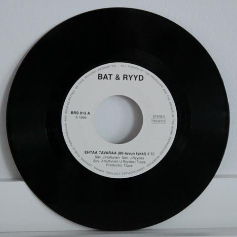 Bat & Ryyd: Ehtaa tavaraa (80-luvun tykki)