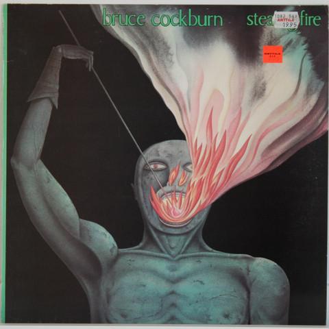 Cockburn Bruce: Stealing Fire