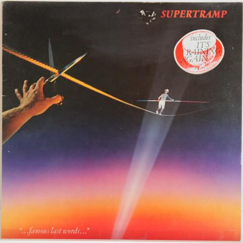 Supertramp: Famous Last Words