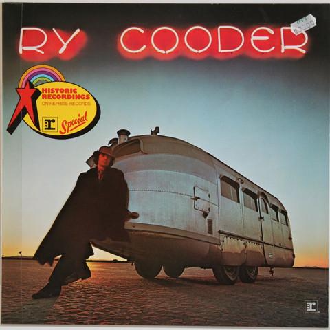 Cooder Ry: Ry Cooder