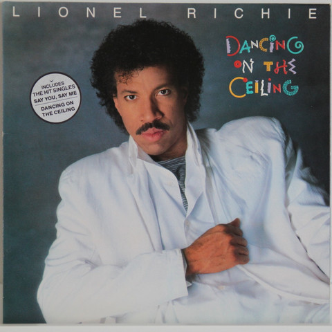 Richie Lionel: Dancing On The Ceiling