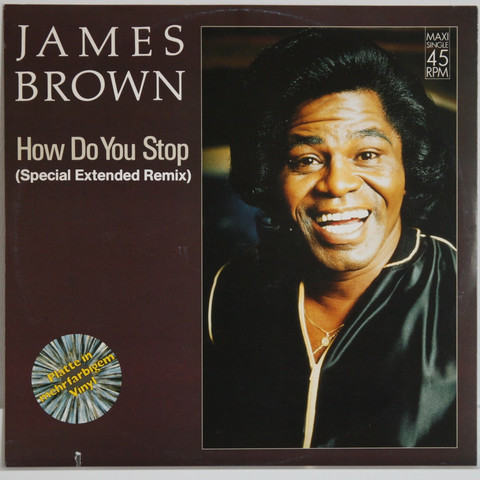 Brown James: How Do You Stop / Goliath