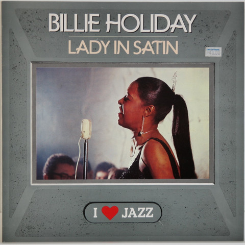 Holiday Billie: Lady In Satin