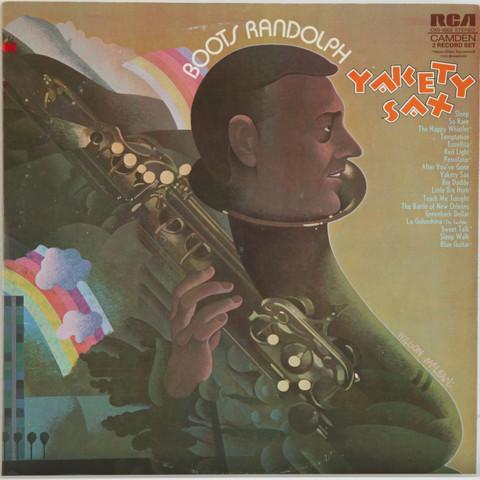 Randolph Boots: Yakety Sax