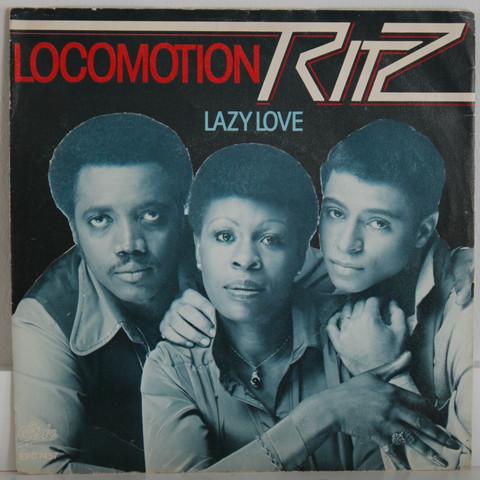 Ritz: Locomotion / Lazy Love