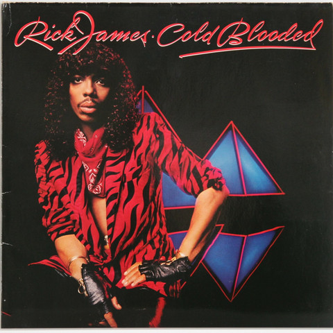 Rick James: Cold Blooded