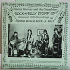 Jimmy Groovy And The Gramblers: Rock-A-Billy Stomp