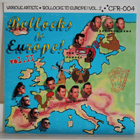 Various: Bollocks To Europe! Vol. 2