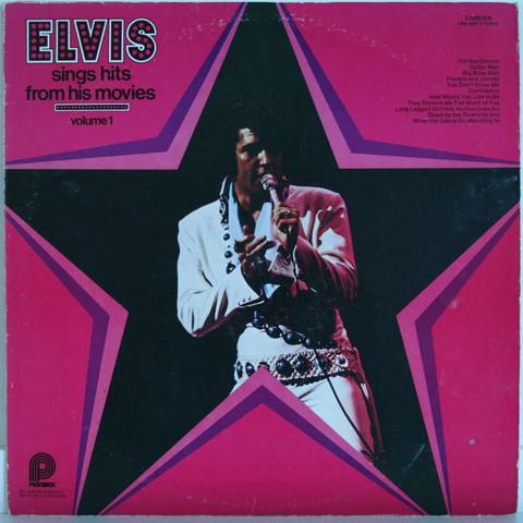 Presley Elvis: Elvis Sings Hits From His Movies