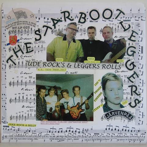 Star Bootleggers: Ude Rock's & Leggers Rolls
