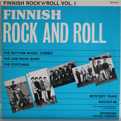 Various: Finnish Rock'n'Roll Vol. I