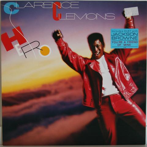 Clemons Clarence: Hero