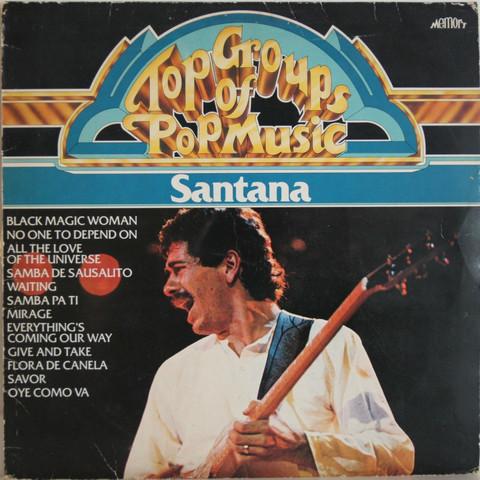 Santana: Top Groups of Pop Music