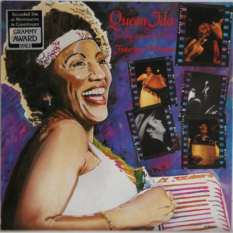 Queen Ida & The Bon Temps Zydeco Band: On Tour