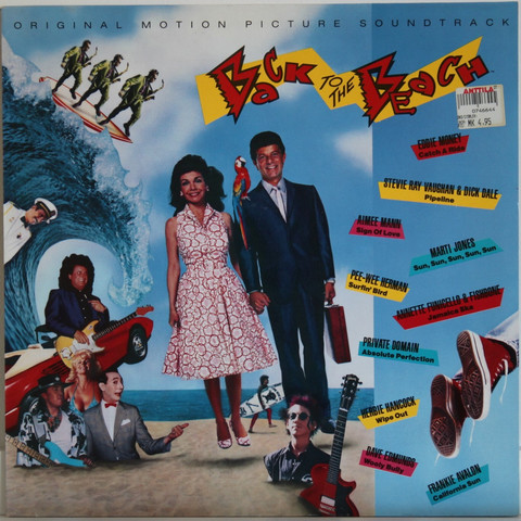 Back To The Beach, Original Motion Picture Soundtrack