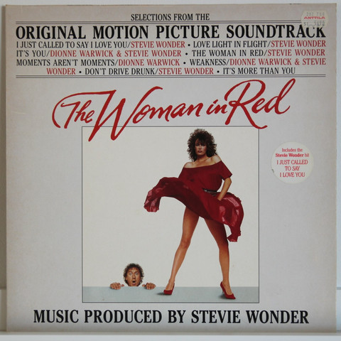Woman in Red, Original Motion Picture Soundtrack