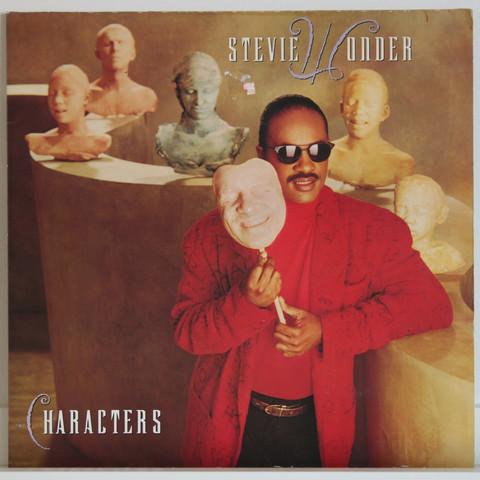 Wonder Stevie: Characters
