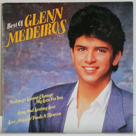 Medeiros Glenn: Best Of Glenn Medeiros