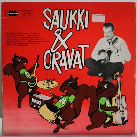Saukki & Oravat: Saukki ja Oravat