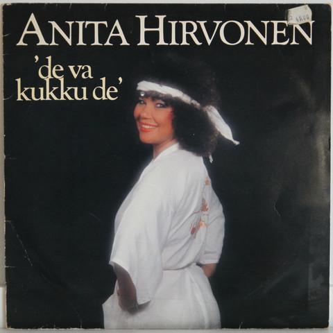 Hirvonen Anita: De va kukku de