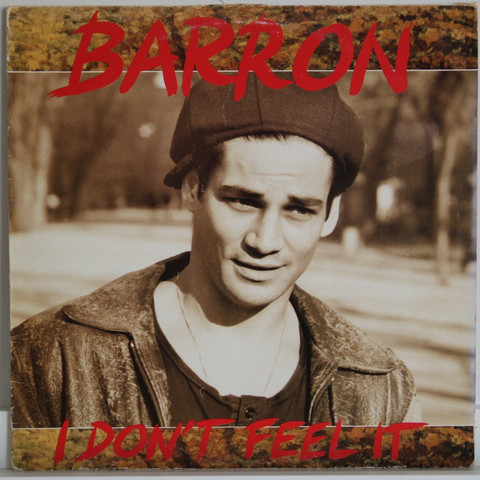 Barron: I Don't Feel It