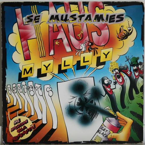 Hausmylly: Se mustamies