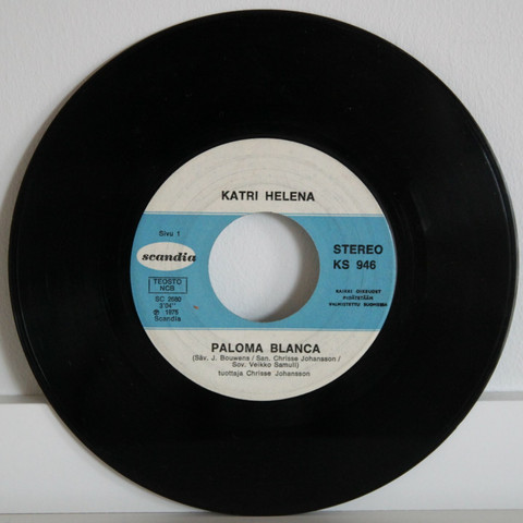 Katri Helena: Paloma Blanca