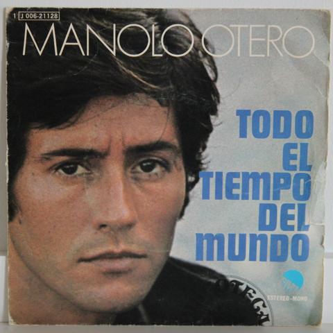 Otero Manolo: Todo el tiempo del mundo