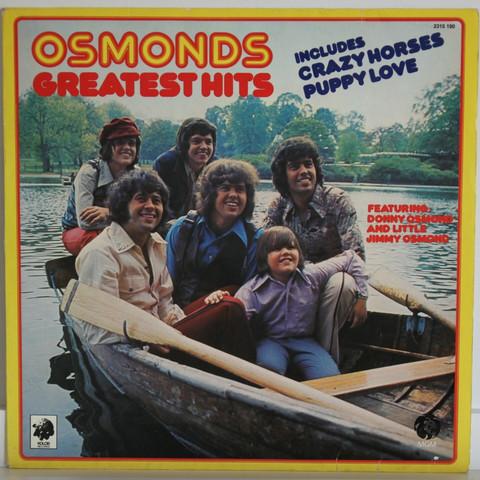 Osmonds: Greatest Hits