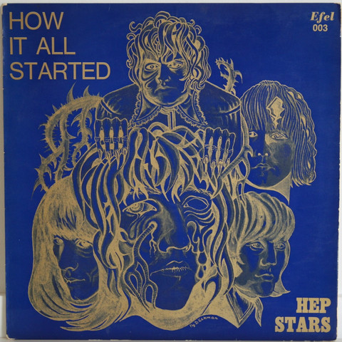 Hep Stars: How It All Started