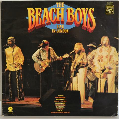 Beach Boys: Live In London