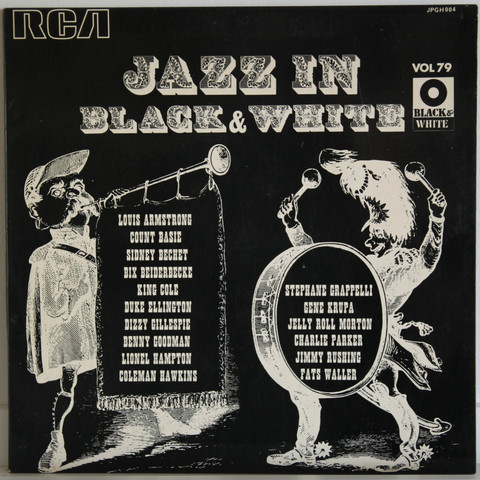 Various: Jazz In Black & White