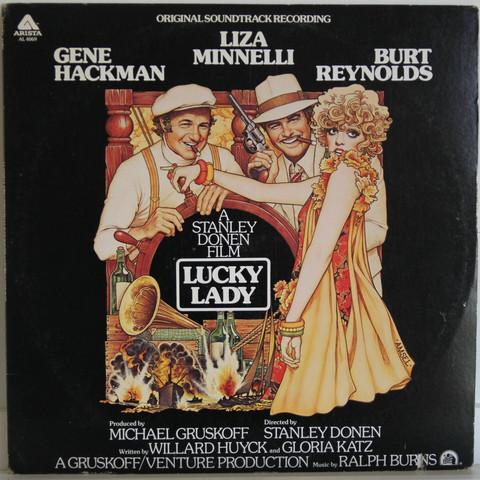 Lucky Lady, Original Soundtrack Recording