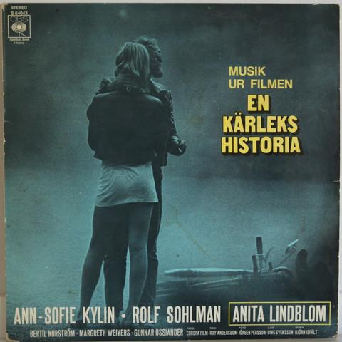 Kärlekshistoria, Musik ur filmen en kärlekshistoria