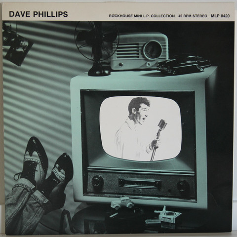 Phillips Dave: Rockhouse Mini L.P. Collection