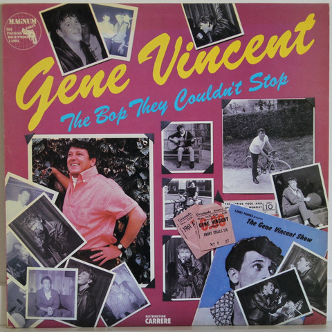 Vincent Gene: The Bop They Couldn't Stop