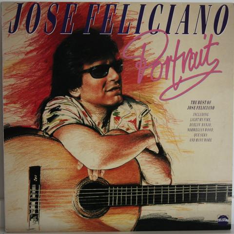 Feliciano Jose: Portrait