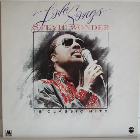 Wonder Stevie: Love Songs