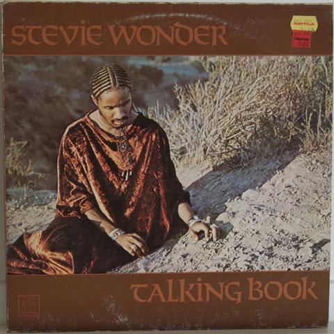 Wonder Stevie: Talking Book