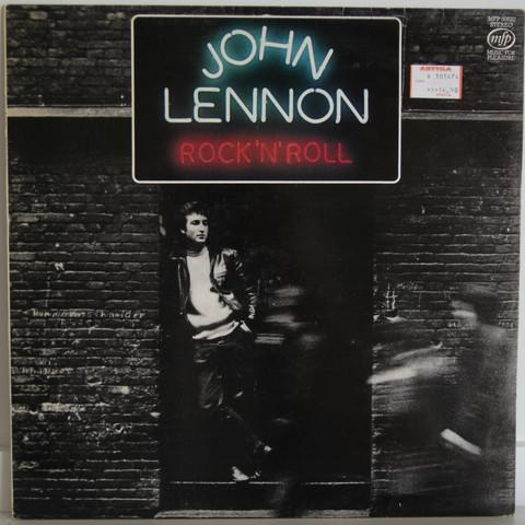 Lennon John: Rock'n'Roll