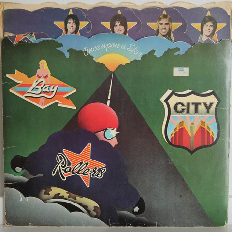 Bay City Rollers: Once Upon A Star