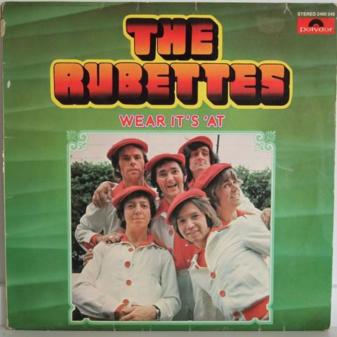 Rubettes: Wear It's 'At