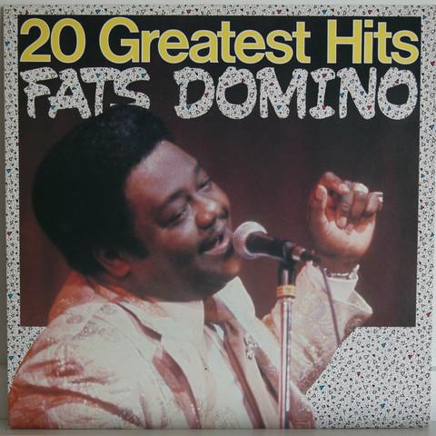 Fats Domino: 20 Greatest Hits