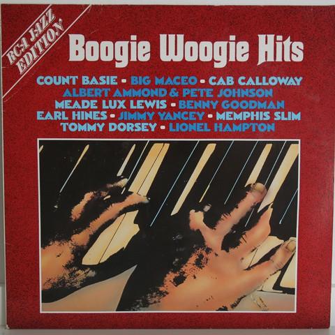 Various: Boogie Woogie Hits